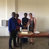 Birthdy Cake cutting